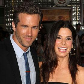 Sandra Bullock Surprises Ryan Reynolds
