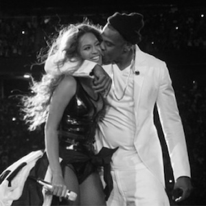 Beyonce Shares Photo Of Jay Z And Blue Ivy Amidst Rumors Of Split