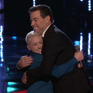 'The Voice' Recap: Kristen Merlin And Kat Perkins Are Sent Home, Top 3 Move On To Finals