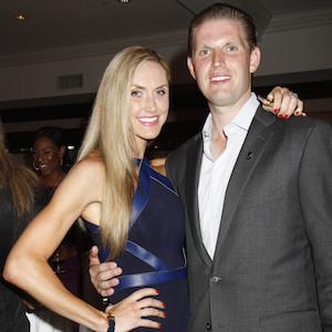 Eric Trump, Son Of Donald Trump, Weds Lara Yunaska