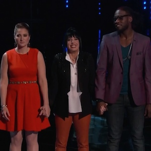 'The Voice' Recap: Kat Perkins Gets #VoiceSave For Second Week In A Row