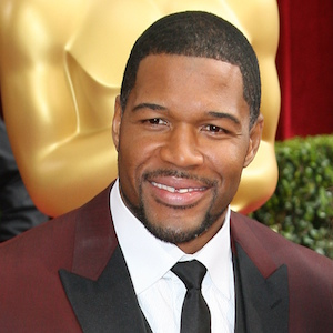 Michael Strahan Confirms He's In Talks To Join 'Good Morning America'