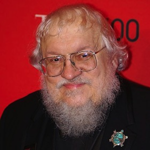 George R. R. Martin Talks About 'Song Of Ice & Fire' Series, 'Game Of Thrones'