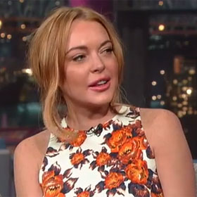 Lindsay Lohan Films Guest-Host Spot On 'Chelsea Lately'
