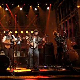 VIDEO: Mumford & Sons Rock Saturday Night Live