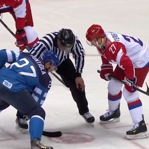 Russia Eliminated From Olympic Men's Ice Hockey Quarterfinals By Finland; Will Not Medal