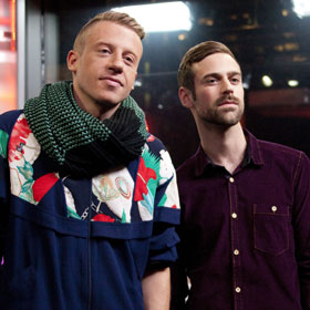 WATCH: Macklemore And Ryan Lewis Bring Down The House On 'Saturday Night Live'