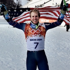 Ted Ligety Wins Gold In Giant Slalom, Makes Olympic History