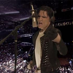 Corey Feldman's 'Ascension Millennium' Music Video Goes Viral