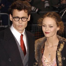 BREAKING: Johnny Depp & Longtime Partner Vanessa Paradis Split After 14 Years