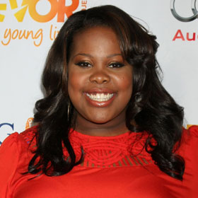 Glee's Amber Riley Faints On Red Carpet, Thanks Photographers