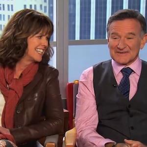 Pam Dawber, Robin Williams' 'Mork & Mindy' Co-Star, Remembers Williams, Sarah Michelle Gellar Issues Statement