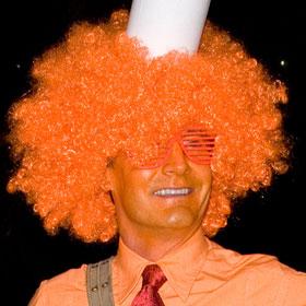 Kyle MacLachlan's Cheesy Halloween