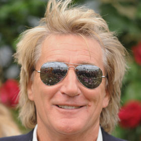 Rod Stewart's Wife Expecting His 8th Child