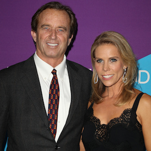 Robert F. Kennedy Jr. & Cheryl Hines Marry In Cape Cod