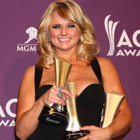 Academy Of Country Music Awards: Miranda Lambert Wins Big [Slideshow]