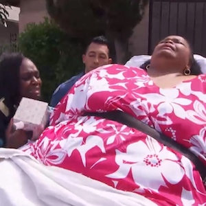 Bonnie, A 600-Pound Woman, Feels Fresh Air For The First Time In 7 Years [VIDEO]