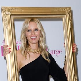 Karolina Kurkova Picture Of Beauty For New York City's Fashion's Night Out