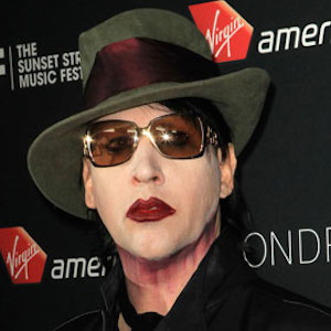Marilyn Manson In Mourning After The Death Of His Mother
