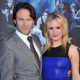 Anna Paquin And Stephen Moyer Welcome Twins