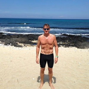 Gordon Ramsay Shares Shirtless Pictures, Shows Off Ironman Body