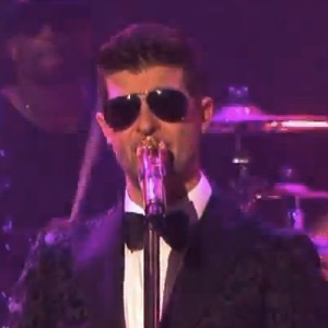 Robin Thicke, Miley Cyrus Among New Year's Eve Performers