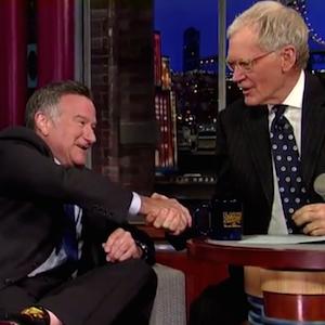 David Letterman Remembers Robin Williams In 10-Minute Tribute