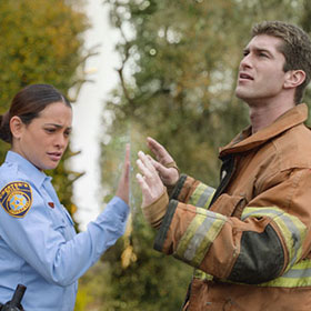 'Under The Dome' Recap: Sherriff Linda Promotes Junior, Angie Is Trapped In The Bunker