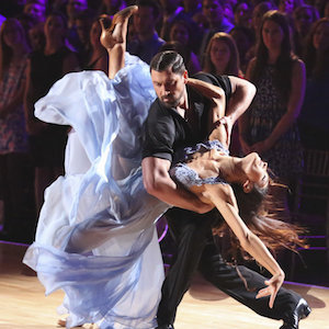 'Dancing With The Stars' Recap: Charlie White Sent Home; Meryl Davis Gets Two Perfect Scores
