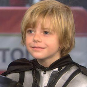 'Little Darth Vader' Max Page To Undergo Open-Heart Surgery