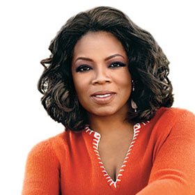 Oprah Tops Forbes Power List