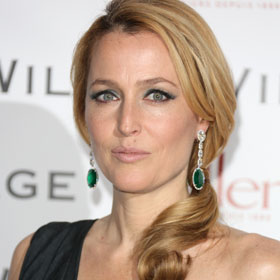 Gillian Anderson Turned Down Role In 'Downton Abbey'