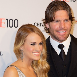 Carrie Underwood Announces She's Expecting Her First Child With Mike Fisher