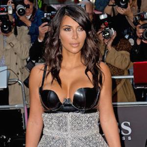 Kim Kardashian Latest Victim Of Vitalii Sediuk Stunt; Ukrainian Prankster Tackles Kim At Paris Fashion Week
