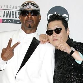 VIDEO: MC Hammer And PSY To Collaborate Again?