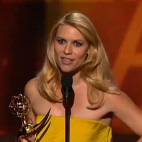Emmys 2012 Award 'Homeland' And 'Modern Family'