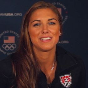 EXCLUSIVE: Alex Morgan's Diet Tips For A Hot Body