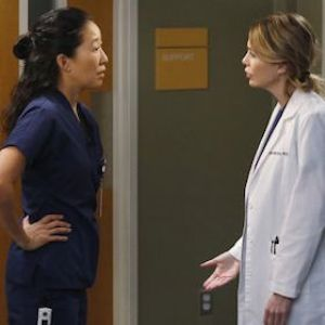'Grey's Anatomy' Recap: Jackson Tells April He Loves Her; Meredith & Christina Reach A Truce