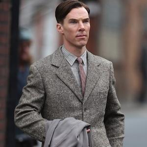 Benedict Cumberbatch Films 'The Imitation Game,' Playing Code-Breaker Alan Turing