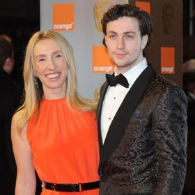 HITCHED: Sam Taylor-Wood and Aaron Johnson