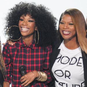 Brandy, Queen Latifa, MC Lyte and Yo-Yo Perform 'I Wanna Be Down' At BET Awards