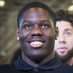 NBA Draft 2013: Canadian Anthony Bennett First Pick Overall