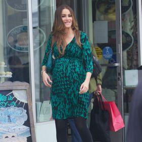 Sofia Vergara Rocks Stylish Baby Bump