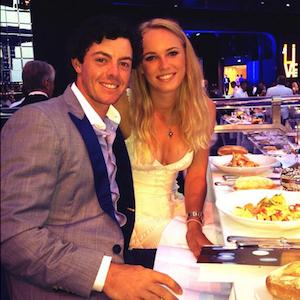 Caroline Wozniacki, Rory McIlroy Celebrate Engagement