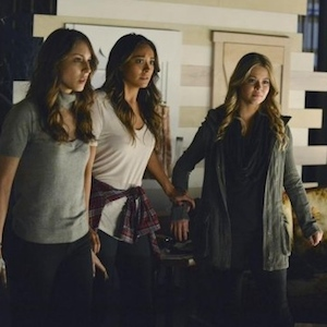 'Pretty Little Liars' Season 5 Spoilers: Alison And Caleb Return To Rosewood, Ezra Fights For His Life & More