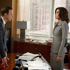'The Good Wife' Recap: Alicia And Cary Get Fired, Peter Mulls Not Giving Diane Judgeship Nomination