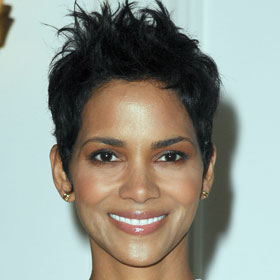Halle Berry Gets Romantic With Co-Star