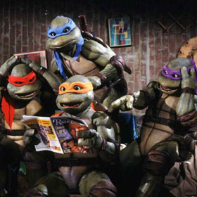 FUNNY: Mutant Activists Decry Michael Bay's TMNT Sacrilege On Twitter