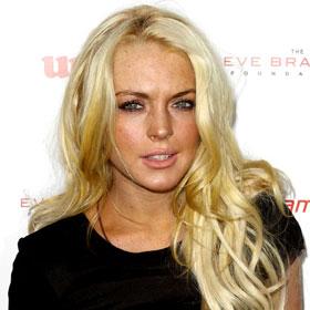 Lindsay Lohan Gets Visit From Samantha Ronson