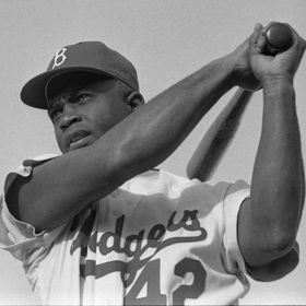 Baseball Pays Tribute To Jackie Robinson